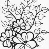flower vines coloring page